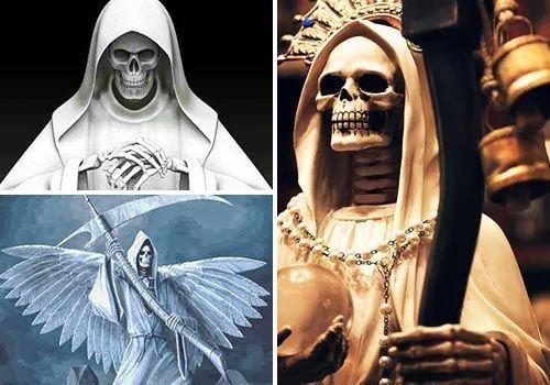 la santa muerte blanca oracion