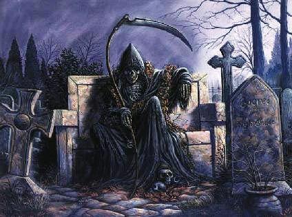 san la muerte imagen