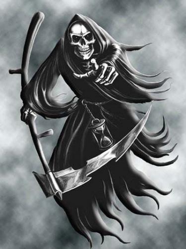 santa muerte imagen